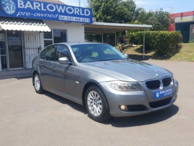 BMW 320i A/T (E90) (2008-11) - (2012-7)