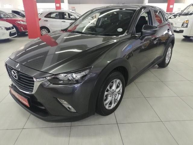 2018 MAZDA CX-3 2.0 DYNAMIC