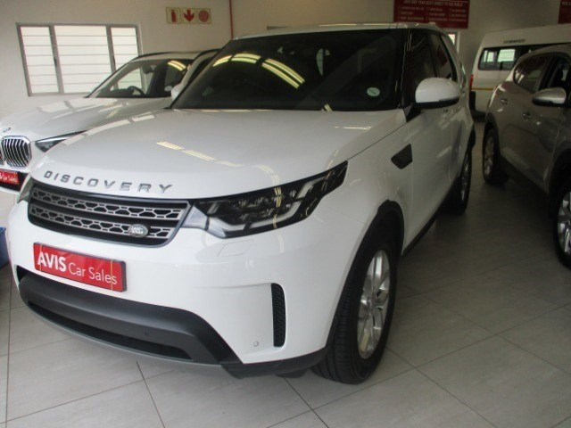 LAND ROVER DISCOVERY 3.0 TD6 SE (2017-3) - (2021-2)