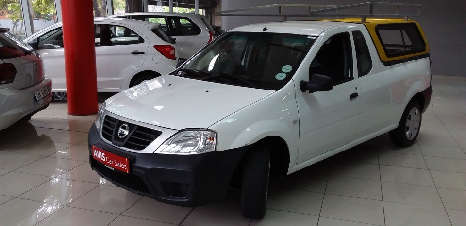 2016 NISSAN NP200 1.5 DCi  A/C SAFETY PACK P/U S/C