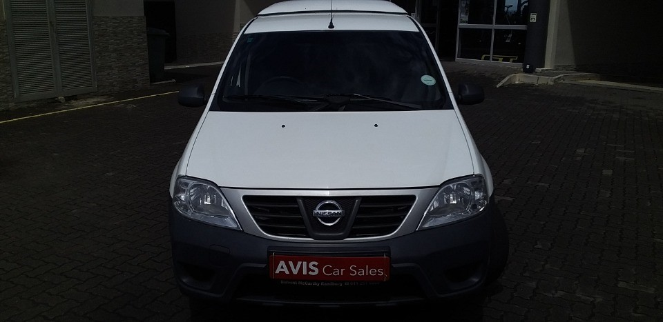 2017 NISSAN NP200 1.5 DCi  A/C SAFETY PACK P/U S/C
