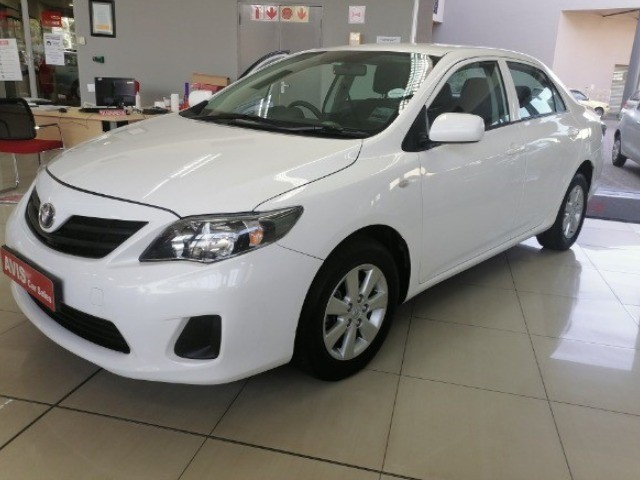 2015 TOYOTA COROLLA QUEST 1.6 PLUS