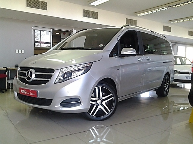 MERCEDES-BENZ V250 BLUETECH A/T