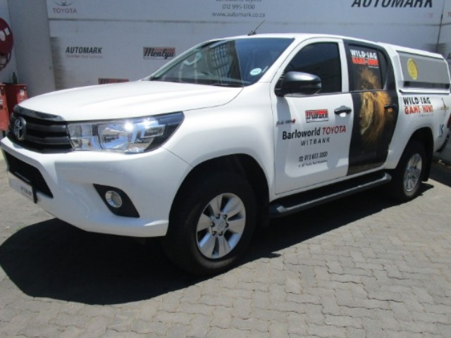 Demo Cars Barloworld Toyota Menlyn