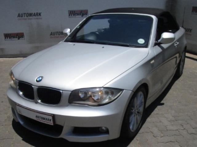 BMW 125i CONVERTIBLE A/T (2008-2) - (2014-3)