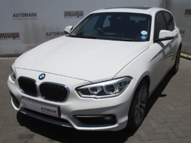 BMW 120i 5DR A/T (F20)