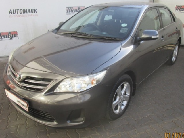 TOYOTA COROLLA 2.0D ADVANCED (2010-7) - (2014-2)