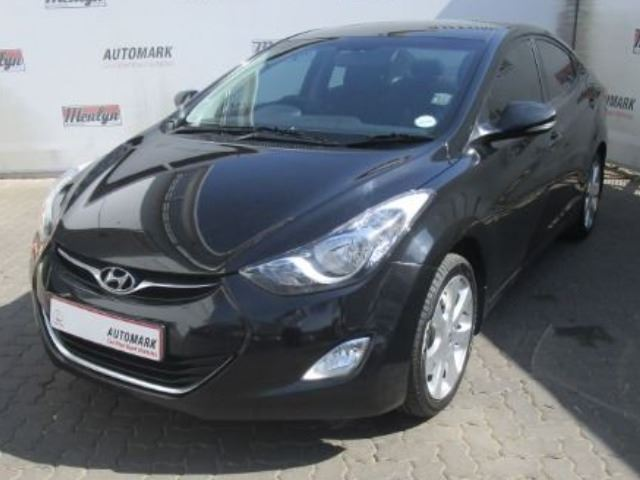 HYUNDAI ELANTRA 1.8 GLS/EXECUTIVE (2011-7) - (2014-7)