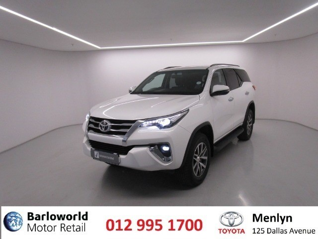 TOYOTA FORTUNER 2.8GD-6 R/B (2016-3) - (2020-3)