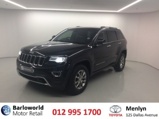 2014 JEEP GRAND CHEROKEE 3.0L V6 CRD O/LAND