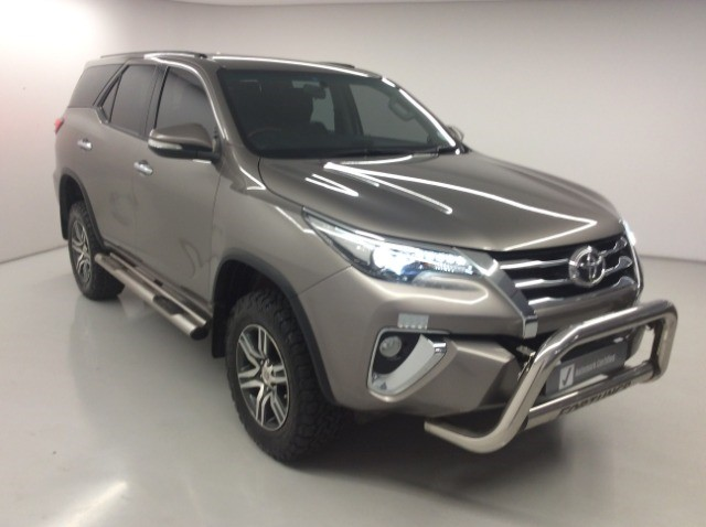 2016 TOYOTA FORTUNER 2.8GD-6 4X4 A/T