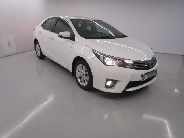 2014 TOYOTA COROLLA 1.8 EXCLUSIVE