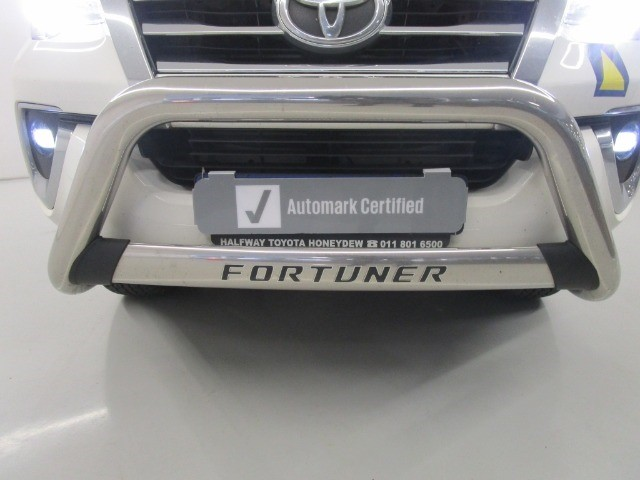 2018 TOYOTA FORTUNER 2.8GD-6 4X4 A/T