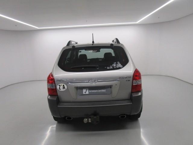 2008 HYUNDAI TUCSON 2.7 V6 GLS A/T