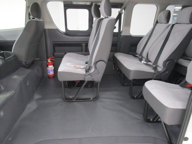 2020 TOYOTA QUANTUM HIACE 2.5 D-4D 14 SEAT