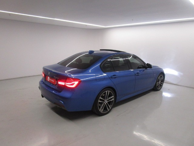 2017 BMW 320D M SPORT A/T (F30)