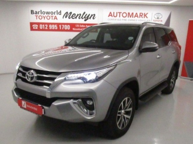 TOYOTA FORTUNER 2.8GD-6 R/B A/T (2016-3) - (2020-10)