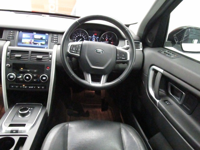 2018 LAND ROVER DISCOVERY SPORT 2.0i4 D SE
