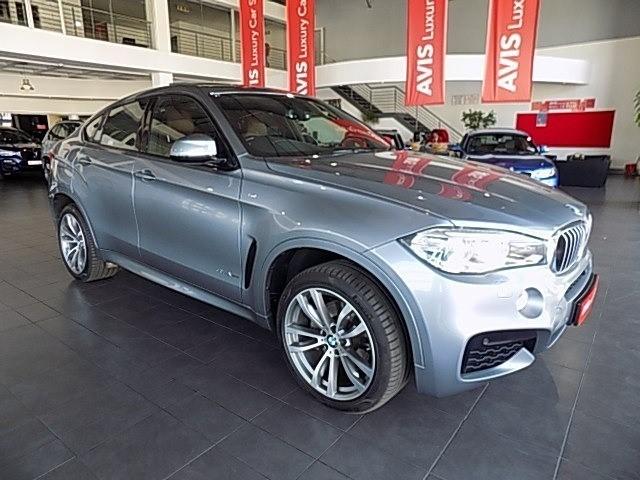 BMW X6 xDRIVE40d M SPORT (F16) (2015-2) - (2019-12)