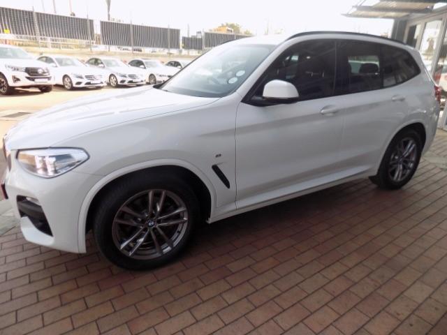 2019 BMW X3 xDRIVE 20d M-SPORT (G01)