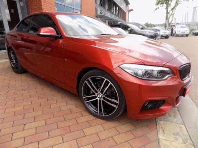 BMW 220d M SPORT A/T(F22)