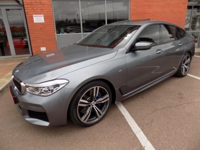 BMW 630d GRAN TURISMO M SPORT (G32) (2017-12) - (2020-4)