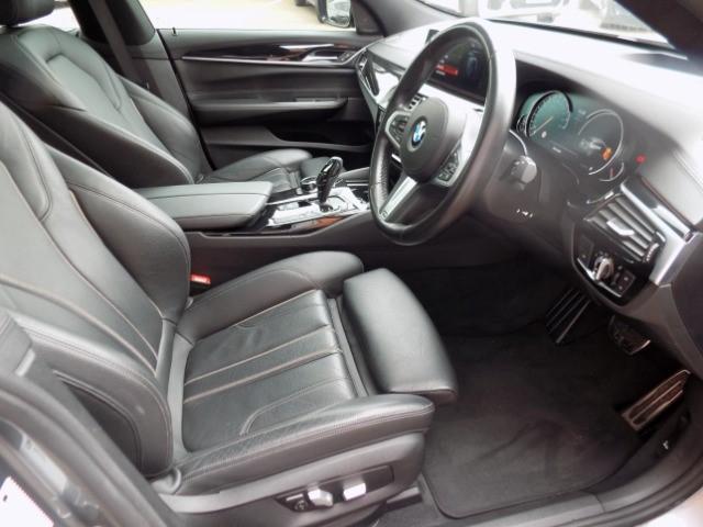 2019 BMW 630d GRAN TURISMO M SPORT (G32)