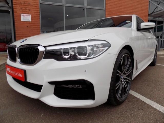 2020 BMW 520d M SPORT A/T (G30)