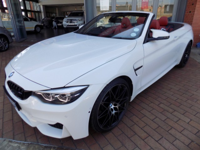 2019 BMW M4 CONVERTIBLE M-DCT COMPETITION (F83)