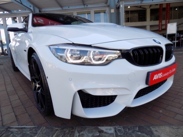 BMW M4 COUPE M-DCT COMPETITION (2016-6) - (2021-6)