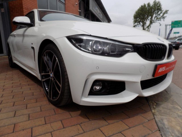 2019 BMW 420i COUPE M SPORT (F32)