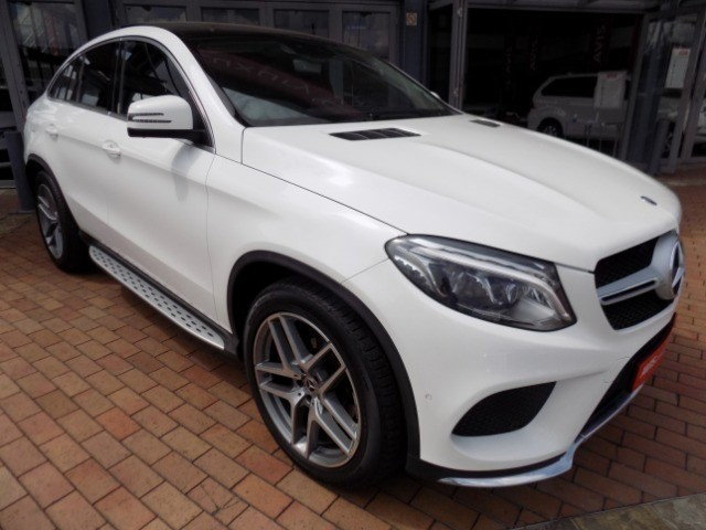 MERCEDES-BENZ GLE COUPE 350d 4MATIC (2015-5) - (2020-5)