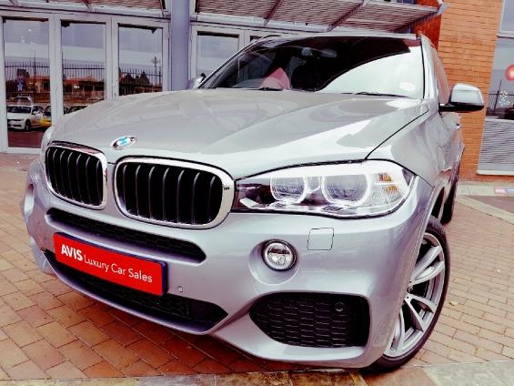 BMW X5 xDRIVE30d M-SPORT A/T (F15)