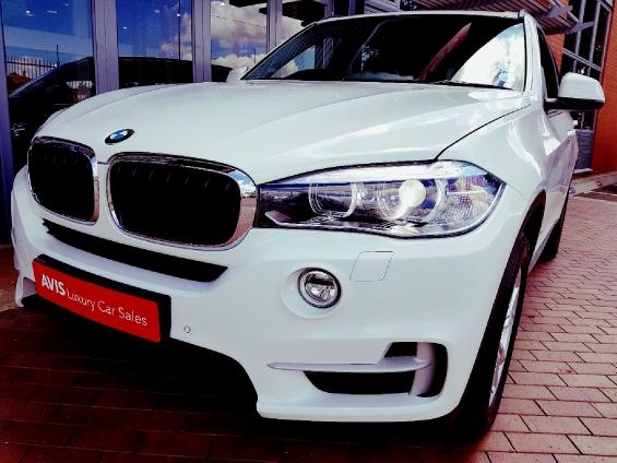 BMW X5 xDRIVE30d  A/T (F15)