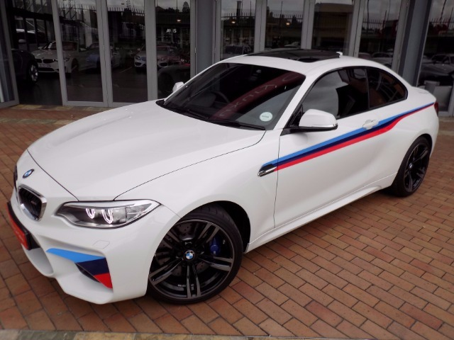 BMW M2 COUPE M-DCT (F87)