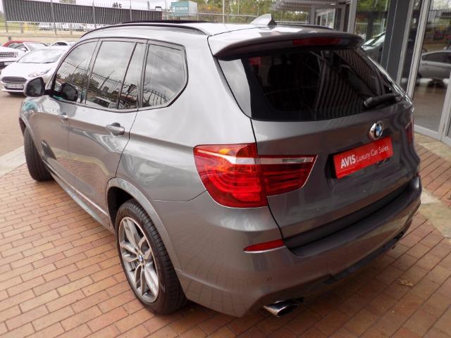 BMW X3 xDRIVE20d M SPORT A/T (F25) (2014-6) - (2017-9) GREY