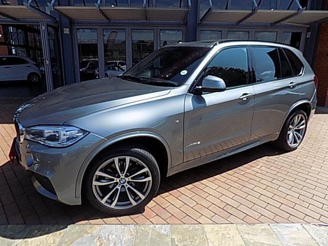 BMW X5 xDRIVE30d M-SPORT A/T (F15) (2014-1) - (2018-9)