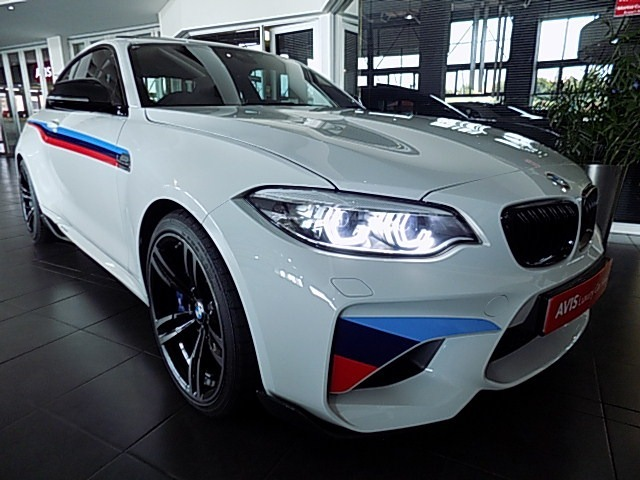 BMW M2 COUPE M-DCT (F87) WHITE