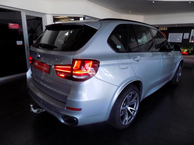 BMW X5 xDRIVE30d M-SPORT A/T (F15) (2014-1) - (2018-9) SILVER