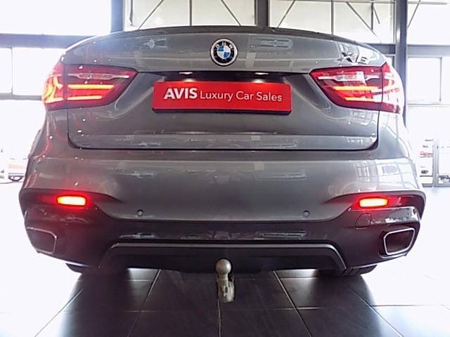 BMW X6 xDRIVE40d M SPORT (F16) GREY