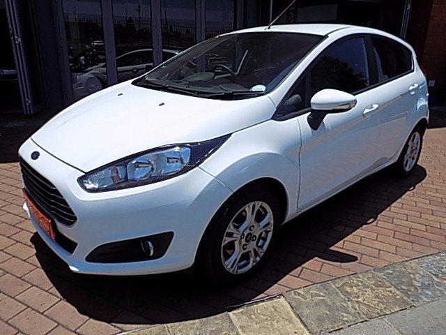 FORD FIESTA 1.0 ECOBOOST TREND POWERSHIFT 5DR (2013-10) - (2018-5)