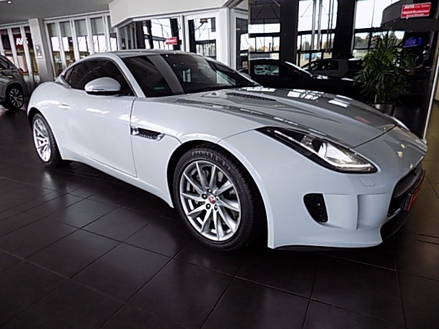 JAGUAR F-TYPE 3.0 V6 COUPE (2014-6) - (2017-4)