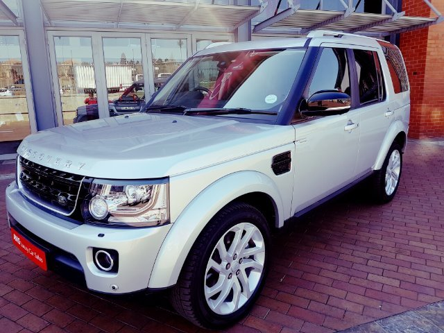 LAND ROVER DISCOVERY 4 3.0 SD V6 LANDMARK