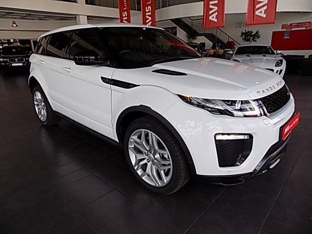 LAND ROVER EVOQUE 2.0 SD4 HSE DYNAMIC (2017-11) - (2019-3)