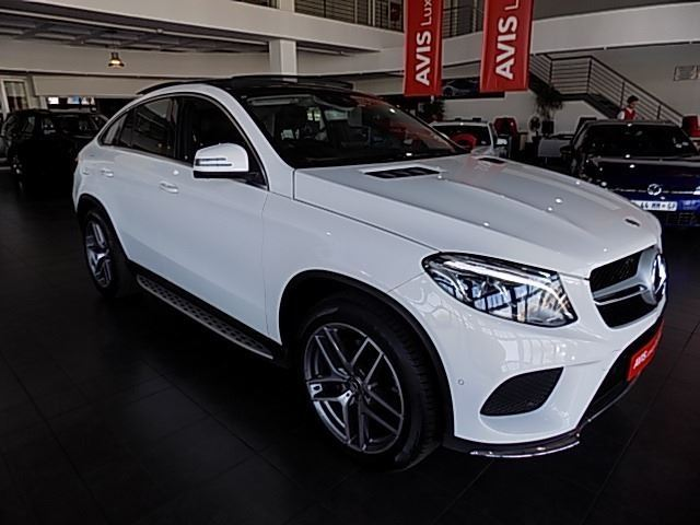 MERCEDES-BENZ GLE 350d 4MATIC (2015-5) - (2019-3)