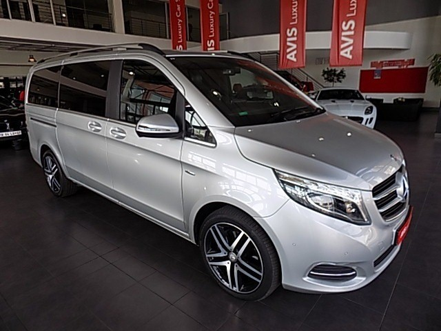 MERCEDES-BENZ V250 BLUETEC AVANTGARDE A/T (2015-4) - (2019-7)