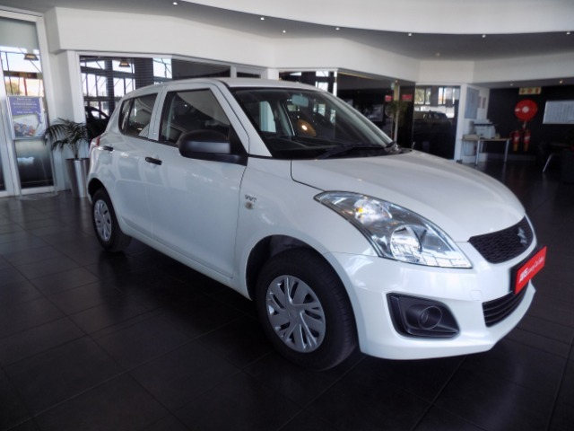 SUZUKI SWIFT 1.2 GA (2014-2) - (2018-5)