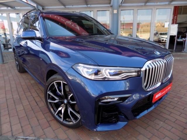 BMW X7 xDRIVE30d M SPORT (G07)