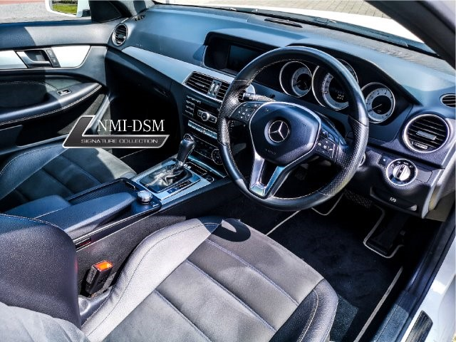 2015 MERCEDES-BENZ C180 BE COUPE A/T