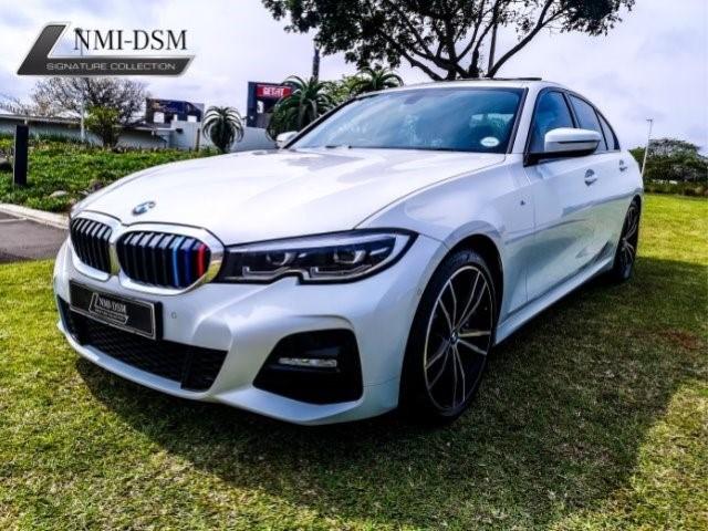 2019 BMW 330i A/T (G20)